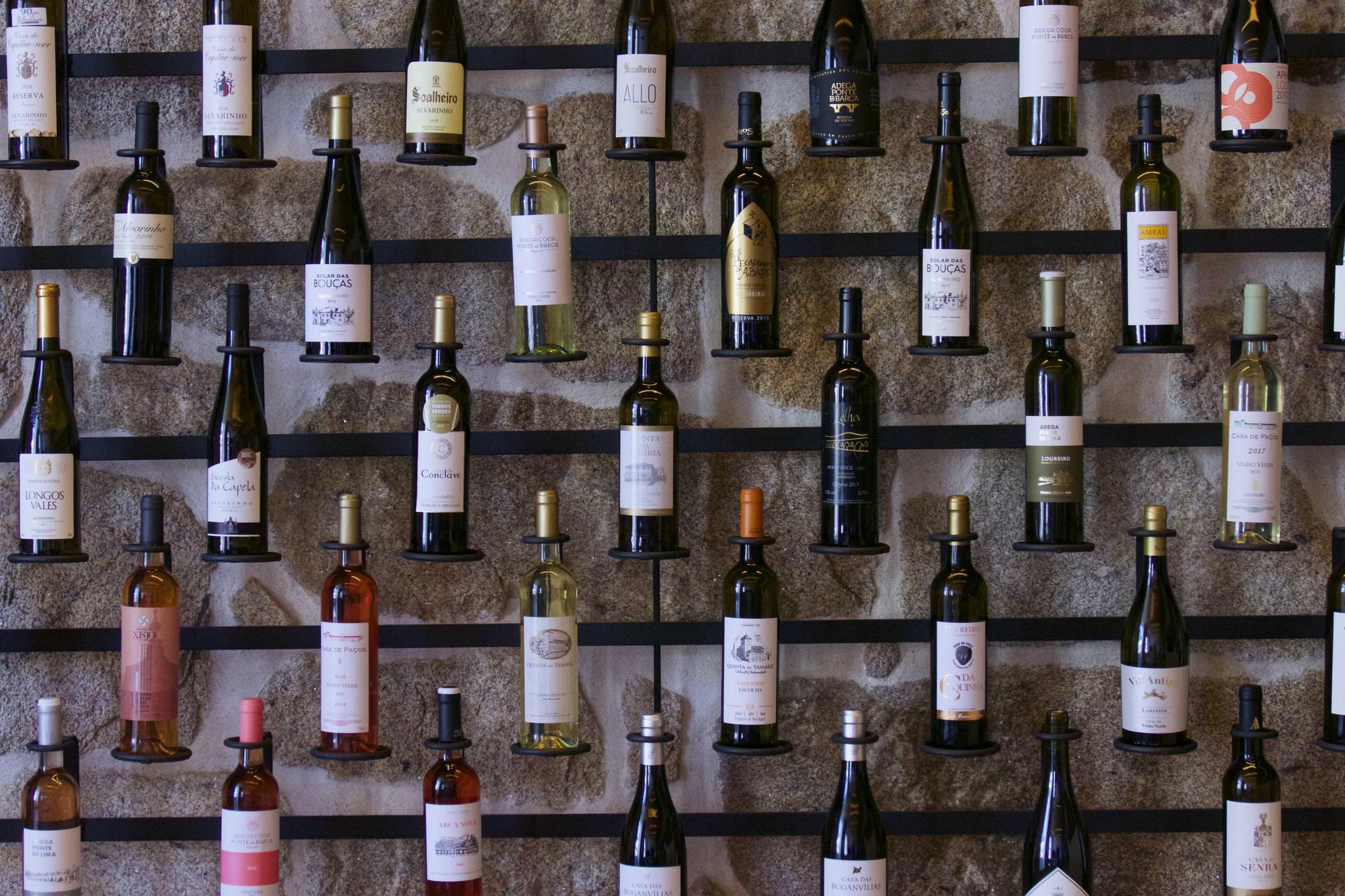 Portugal Minho Ponte de Lima wine museum c diego pura
