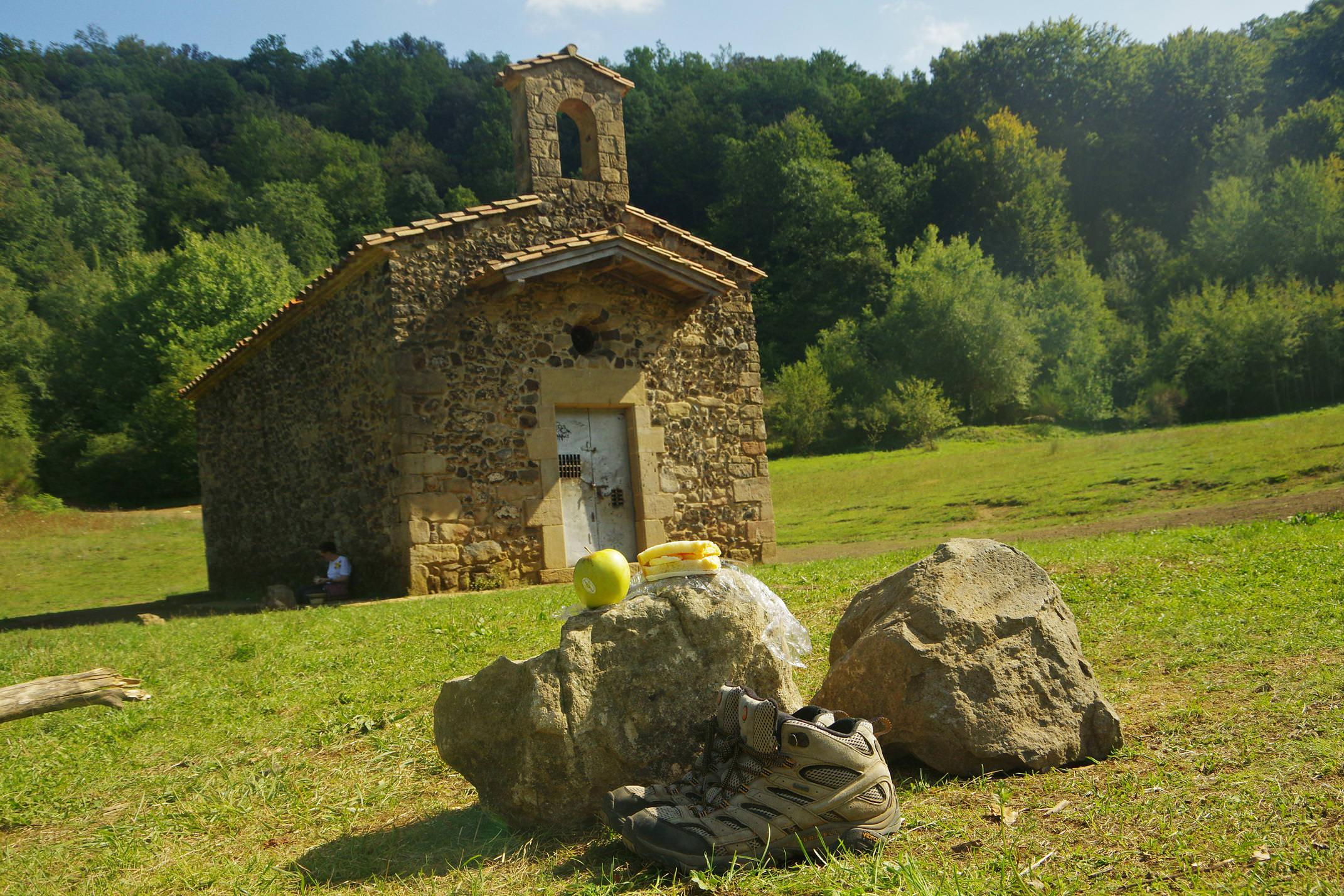 Spain catalonia La Garrotxa from Mas Can Batlle Chris Bladon 136