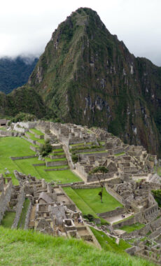 Peru machu picchu llama inca trail