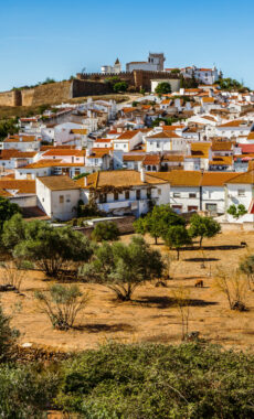 Portugal alentejo estremoz shutterstock