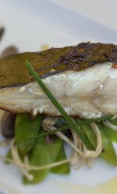 Spain rioja camino hotel viura restaurant fish c viura