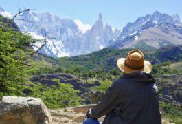 Argentina patagonia el chalten looking at cerro torre chris bladon
