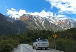 Chile patagonia carretera austral exploradores valley jeep c jeremy head