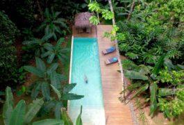 Costa rica golfo dulce retreat pool c gdr