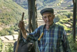 Portugal peneda peasant