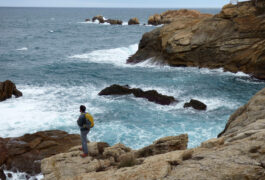 Spain catalonia girona empurda begur costa brava coastal walk eight