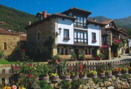 Spain picos de europa casa lamadrid exterior