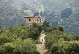 Spain picos de europa liebana santo toribio hikers c diego pura