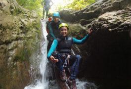 Spain pyrenees family canyoning ordesa kids c senderos ordesa