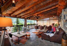 Spain pyrenees hotel mediodia lounge 2
