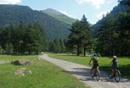 Spain pyrenees huesca ebike chistau viados summer c diego