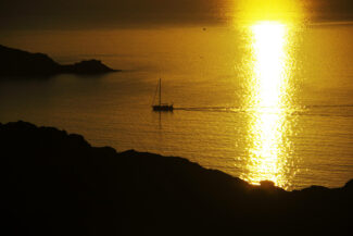 Spain catalonia cap de creus sunrise chris bladon 104