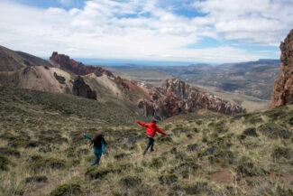 Chile carretera Jeinemeni Reserve copyright Aaron Millar