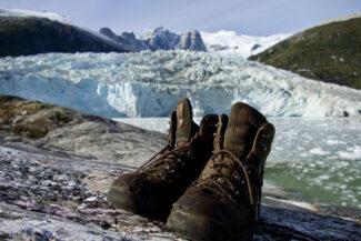 Chile pia glacier walking boots c pura aventura