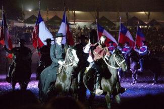 Chile santiago independence party chris bladon32