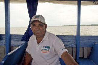 Nicaragua solentiname boat captain