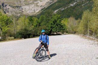 Sergio ebikes pyrenees