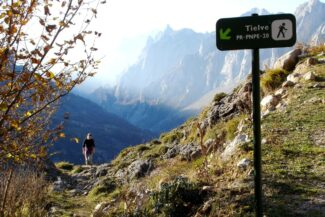 Spain picos de europa walking from tielve