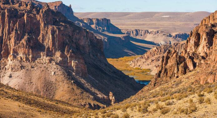 Argentina patagonia parque cañadon pinturas c rewilding argentina