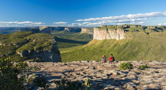 Brazil chapada diamantina chapada diamantina national park brazil