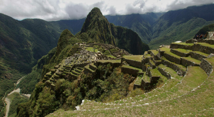 Classic view machu picchu 2 chris bladon