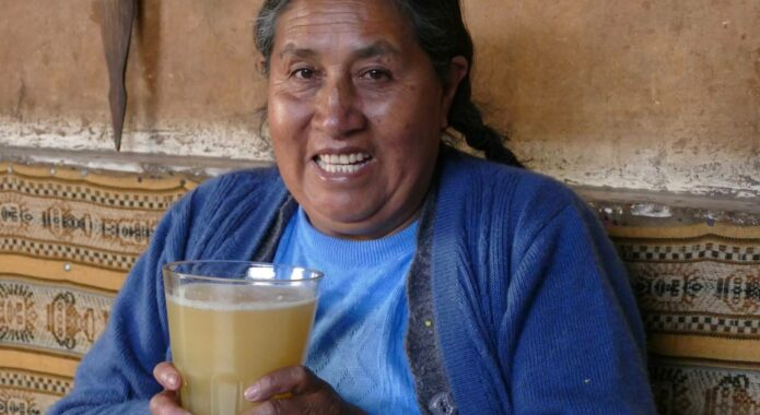 Peru sacred valley mercedes chicha c sarah pura