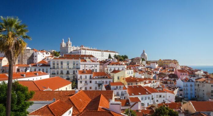 Portugal lisbon classic view pixabay
