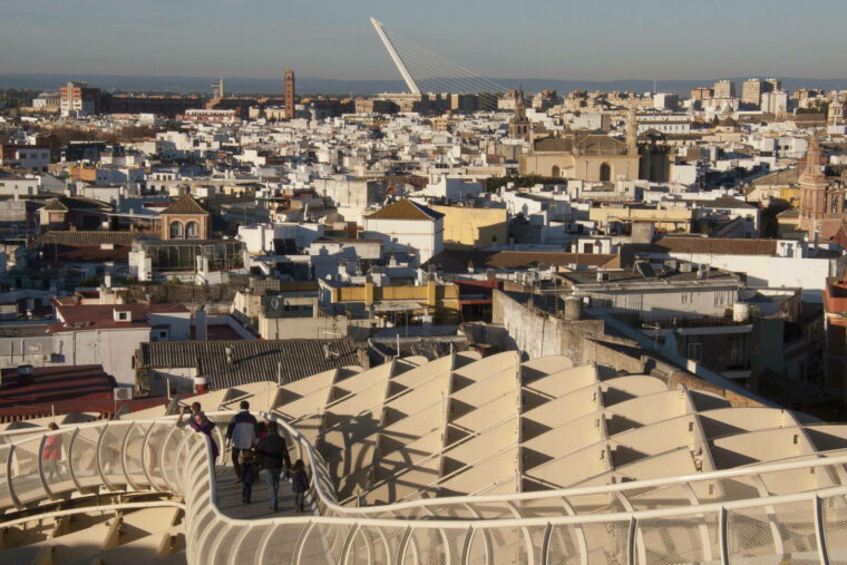 Andalucía's great cities