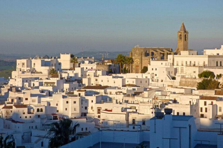 Andalucía's white villages