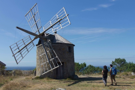 Windmills, waves & wild beaches