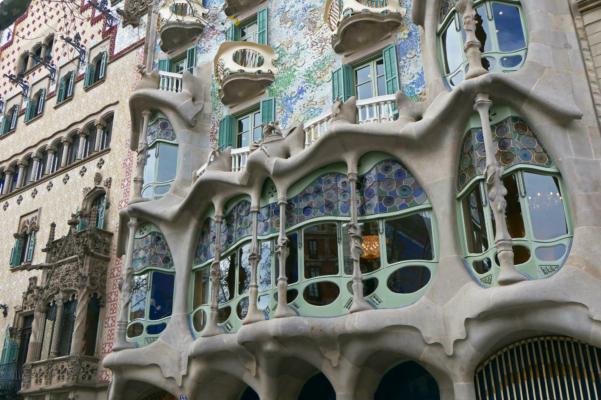 Story of Barcelona