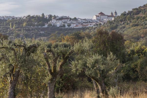 Portugal alentejo castelo de vide trail to quinta