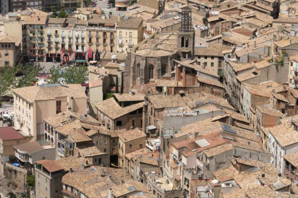 Spain catalonia cardona village c pura aventura