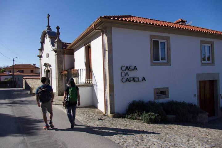 Portugal Minho Caminho de Santiago casa da capela c diego pura