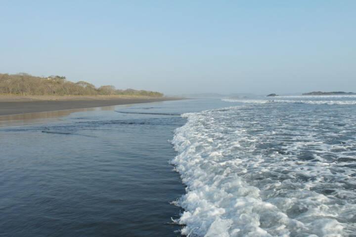 Costa rica nicoya peninsula ostional beach