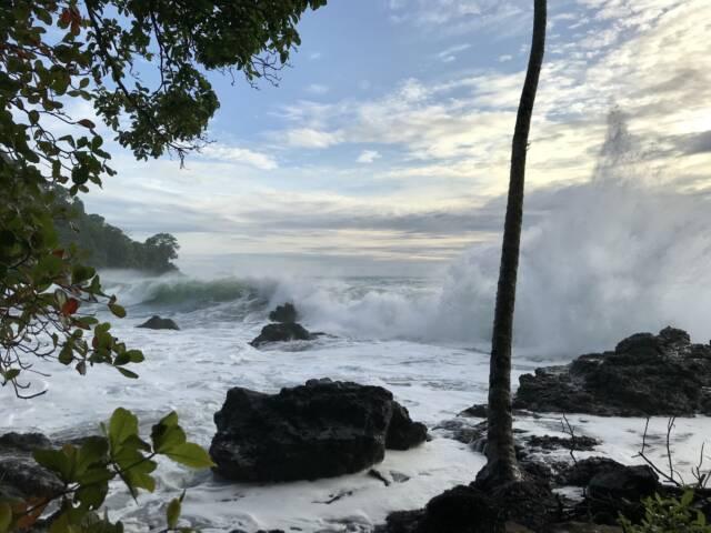Costa rica osa peninsula drake bay beach 3 c thomas power pura aventura