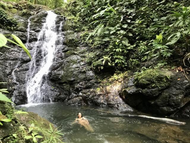 Costa rica osa peninsula drake bay natural pool c thomas power pura aventura