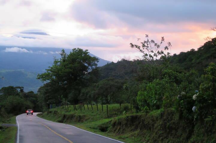 Costa rica tenorio driving road miravalles volcano c thomas power pura aventura