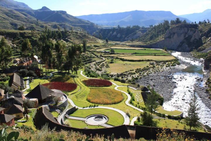 Peru arequipa colca lodge 1