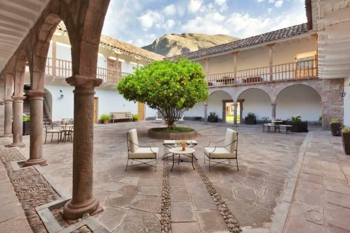Peru sacred valley casona de yucay c hotel