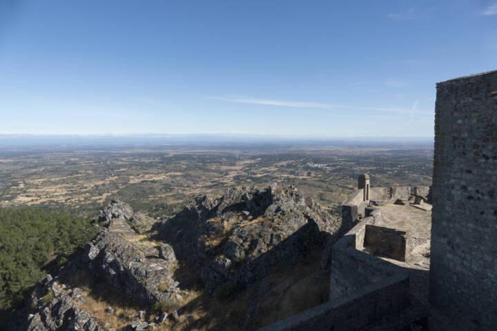 Portugal alentejo marvao castle 3