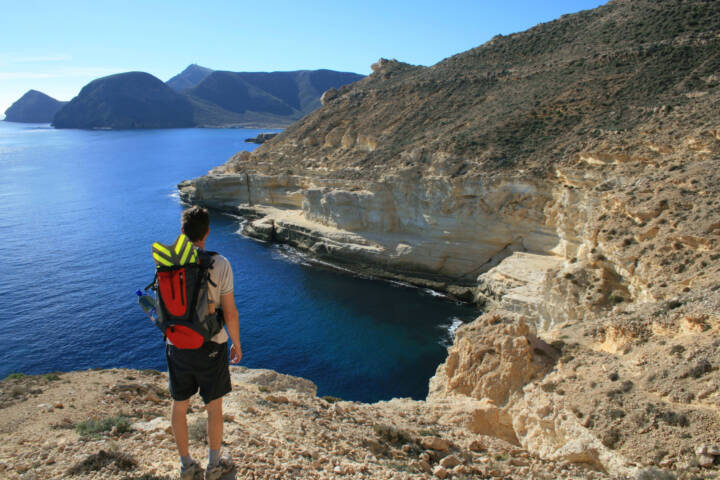 Spain almeria cabodegata naturalpark beach c heavenusa