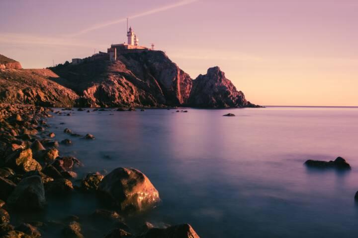 Spain andalucia cabo de gata lighthouse pixabay royalty free