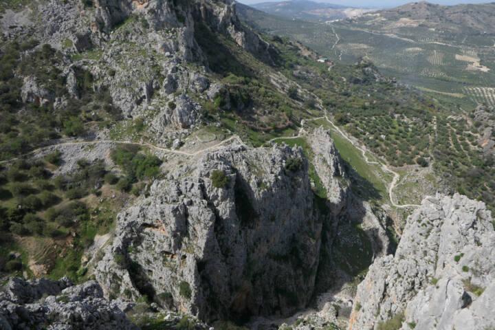 Spain andalucia cordoba subbetica zuheros bailon gorge start walks days 1 2 c diego