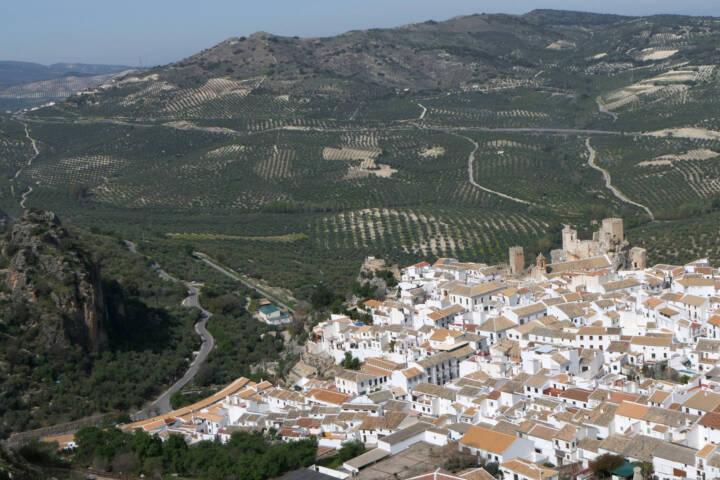 Spain andalucia cordoba subbetica zuheros panorama c diego