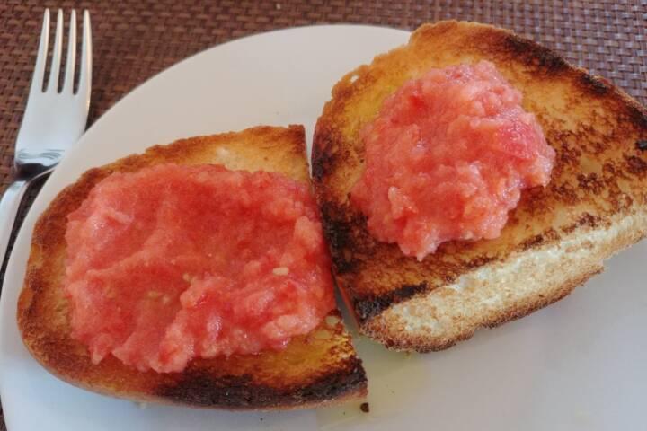 Spain andalucia pan con tomate chris bladon