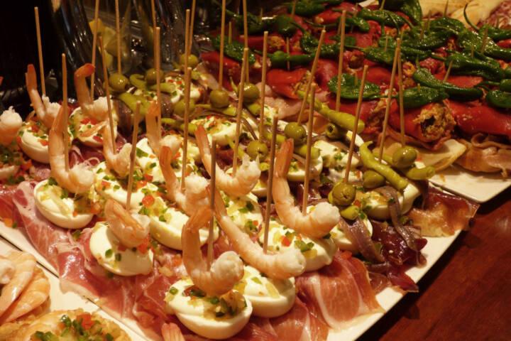 Spain basque country inn to inn san sebastian pintxos 4