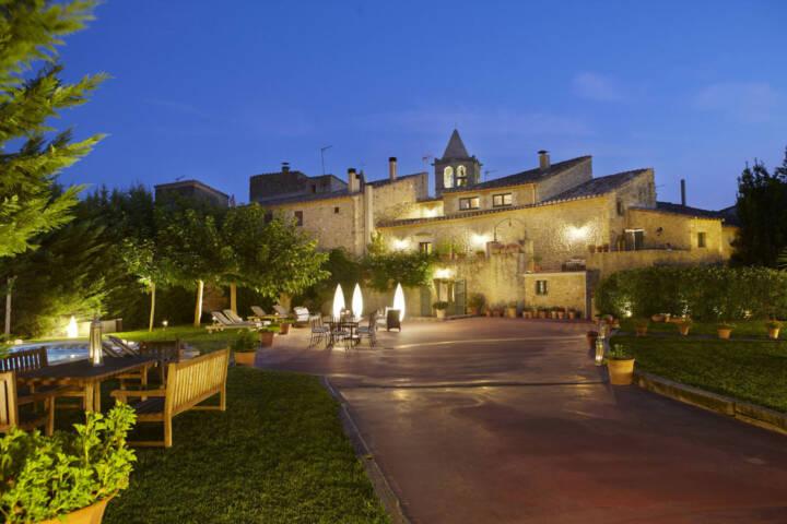 Spain catalonia empurda madremanya hotel raco c raco