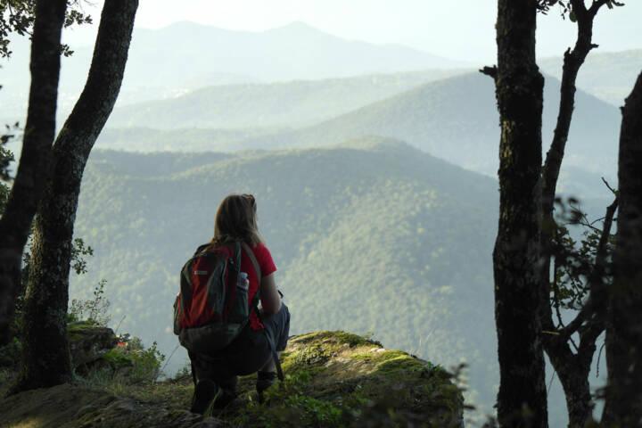 Spain catalonia garrotxa ventos sant jordi lookout