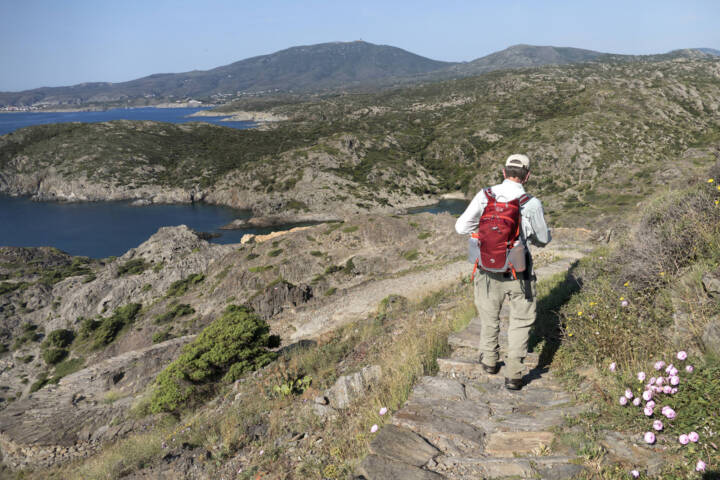 Spain catalonia pyrenees cap de creus hike c pura aventura